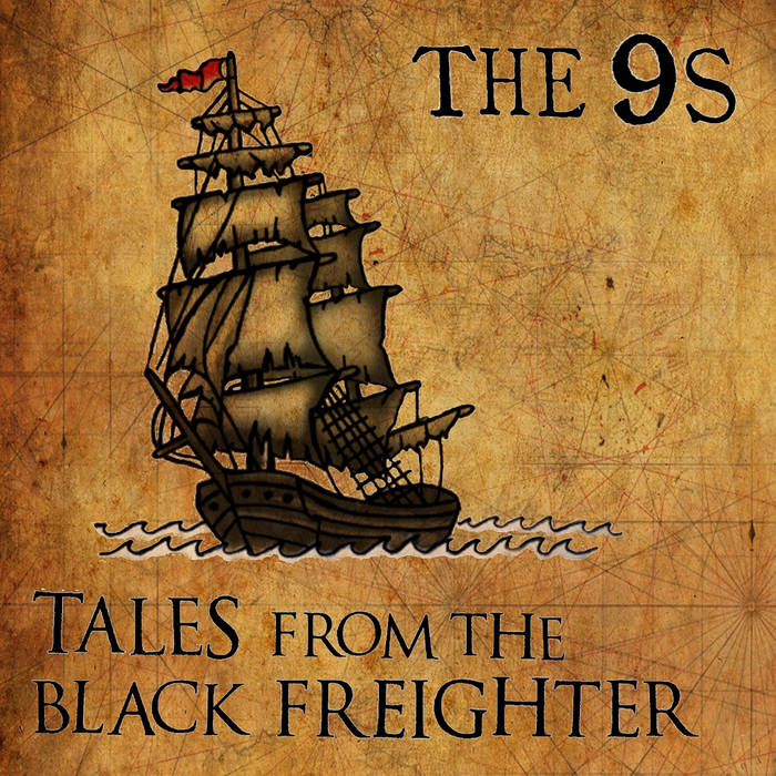 Tales from the Black Freighter cover art
