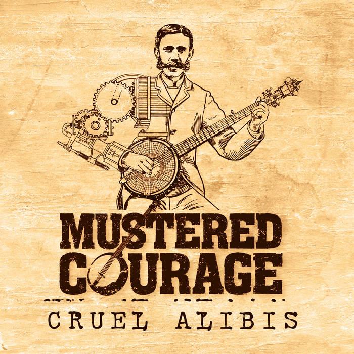 Cruel Alibis cover art