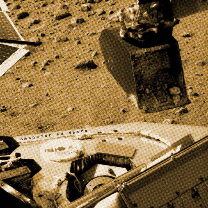 Amanecer En Marte cover art