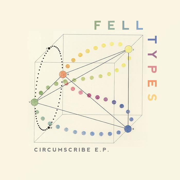 Circumscribe E.P. cover art