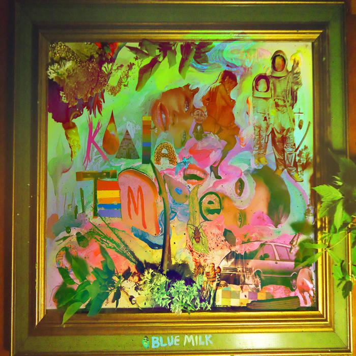 Blue Milk cover art