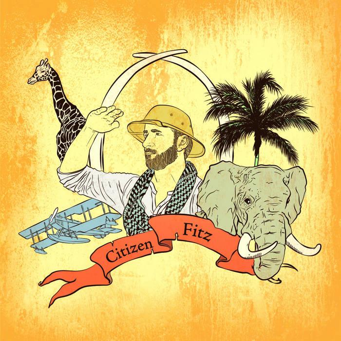 Citizen Fitz cover art