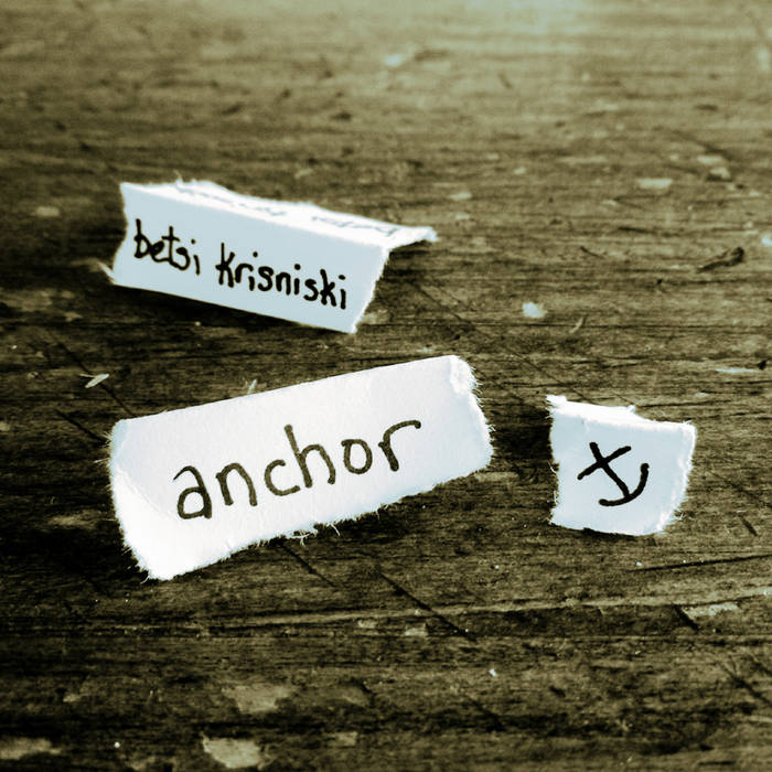 Anchor cover art