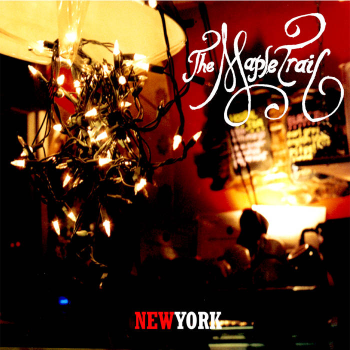 New York EP cover art