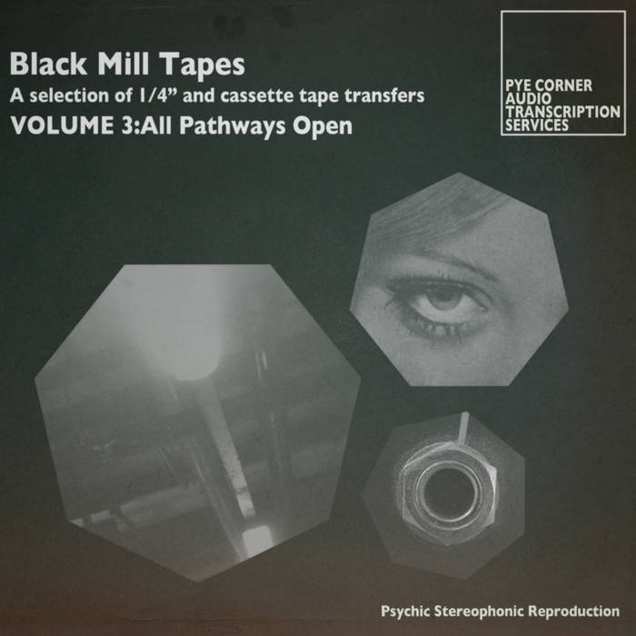 Black Mill Tapes Vol.3 cover art