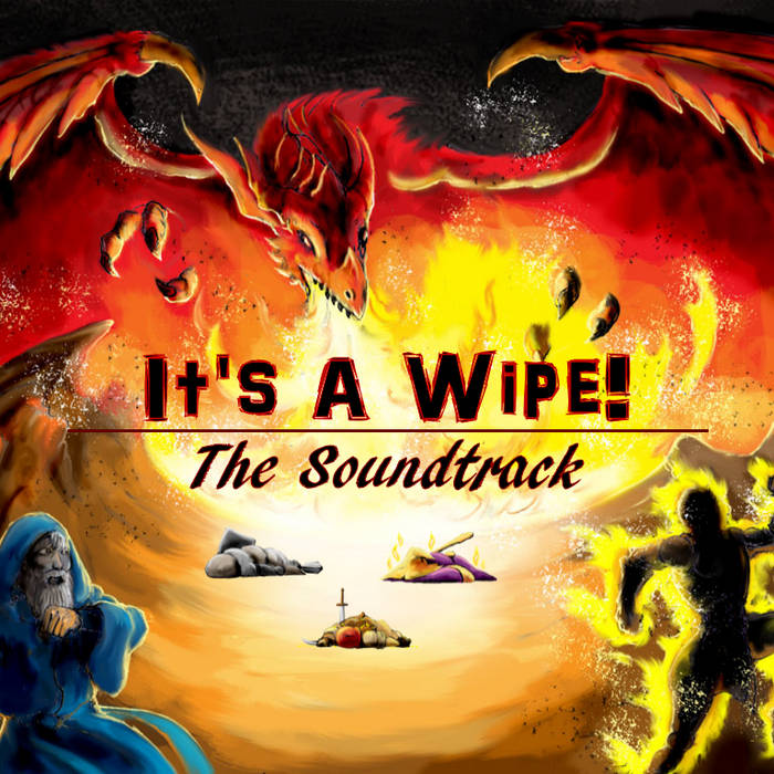 It's A Wipe! The Soundtrack cover art