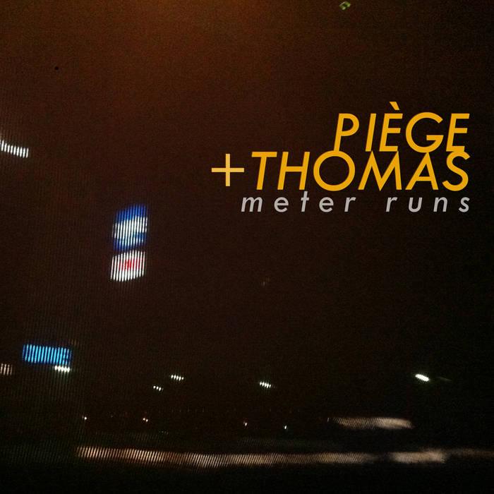 Meter Runs EP (featuring THOMAS) cover art
