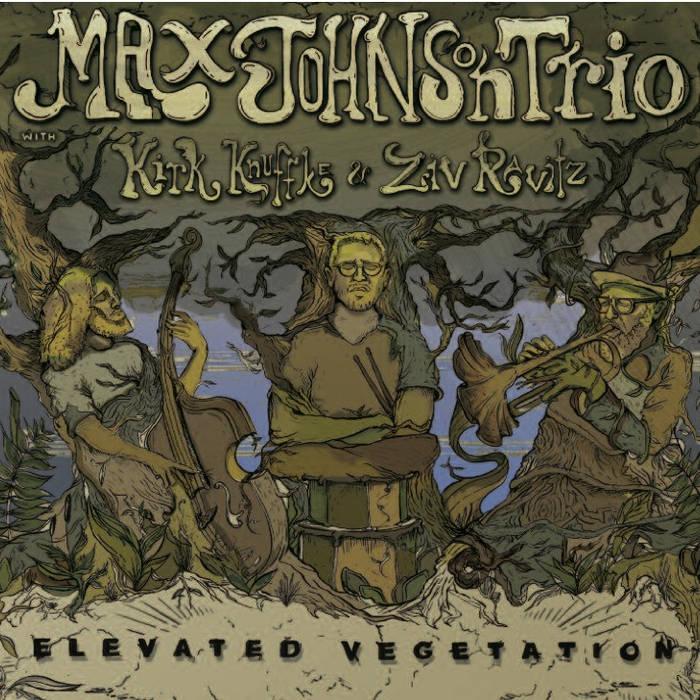 Elevated Vegetation cover art