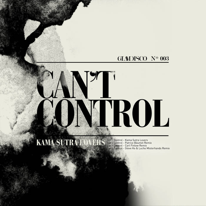 Can't Control cover art