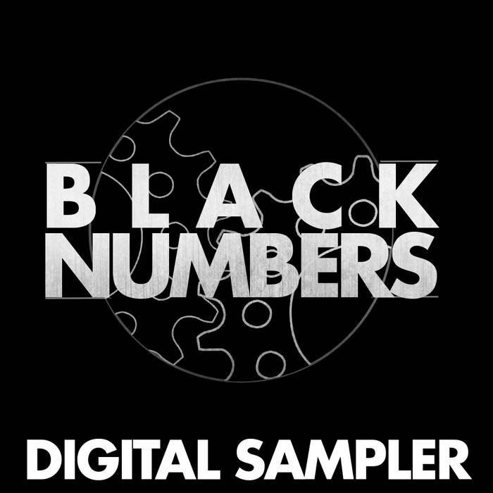 Black Numbers Digital Sampler 2009 cover art