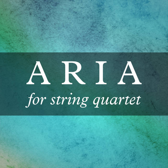 Aria for String Quartet cover art