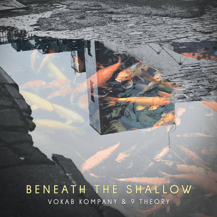Warm In The Light [Beneath The Shallow EP] cover art