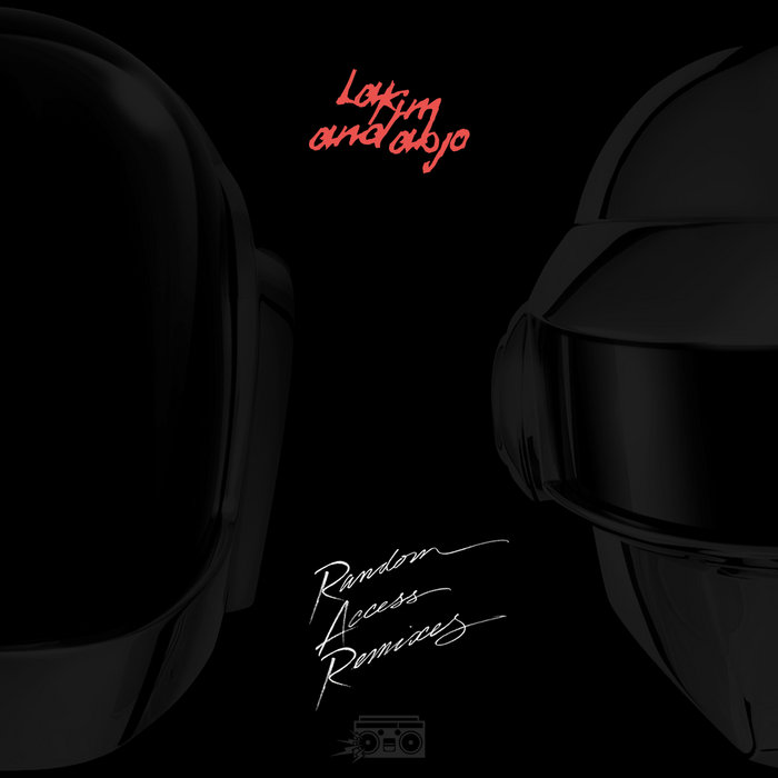 Random Access Remixes cover art