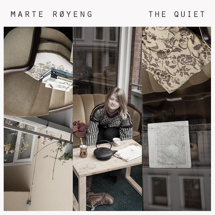 The Quiet by Marte Røyeng