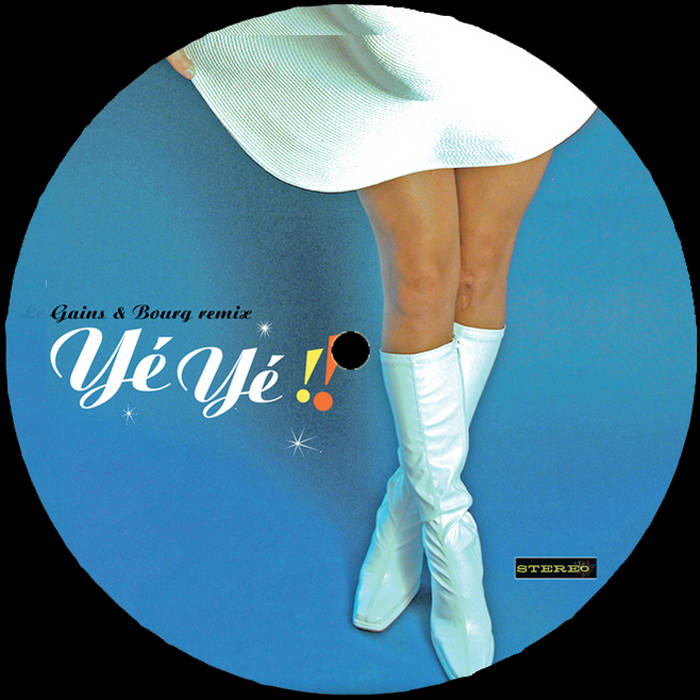 Yé Yé (EP) cover art