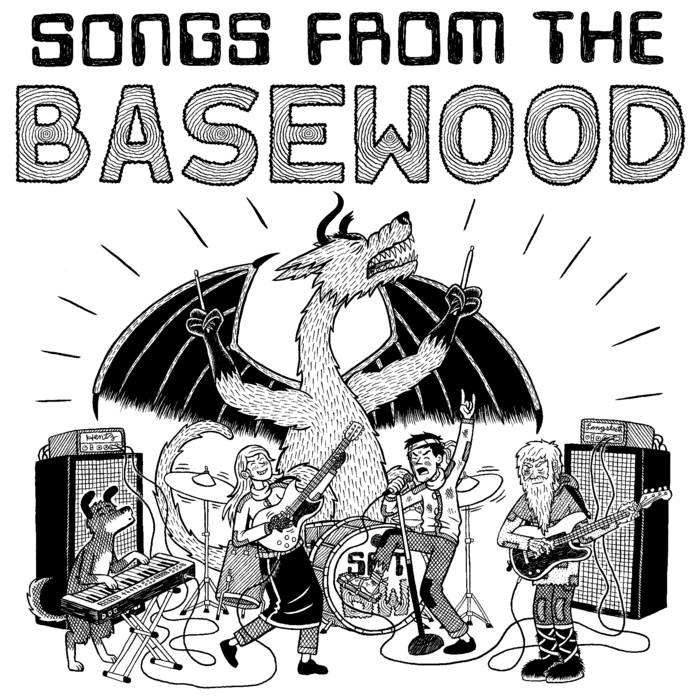 Songs From the Basewood cover art