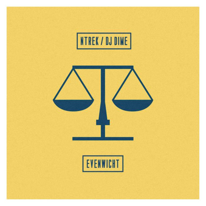 Evenwicht Ft. DJ Dime cover art