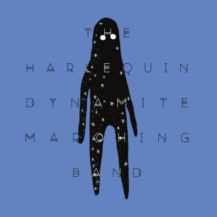 Harlequin Dynamite Marching Band EP cover art