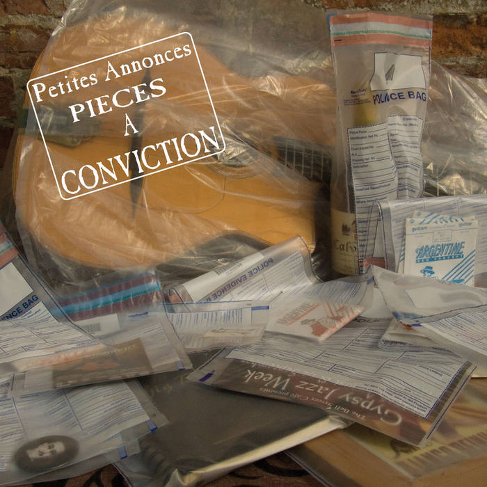Pieces a Conviction cover art