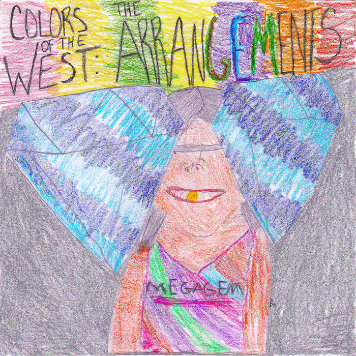 Colors of the West: The Arrangements cover art