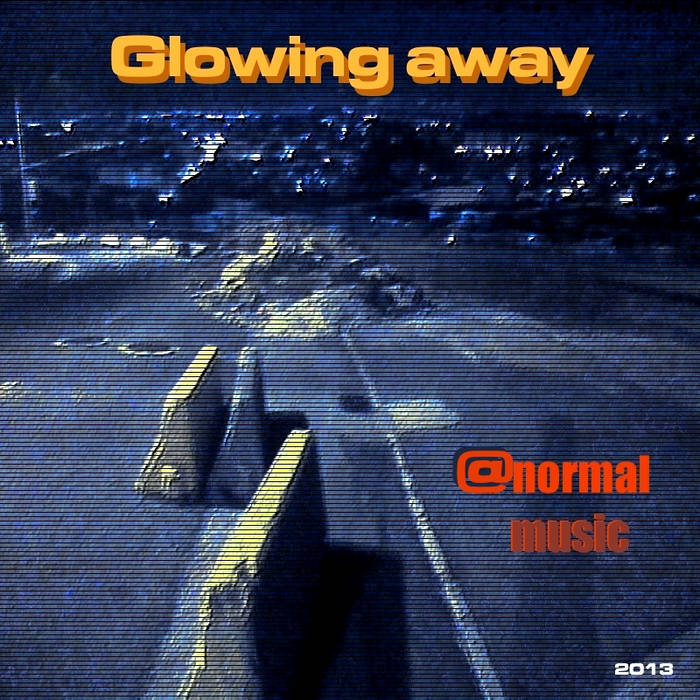 Glowing away cover art