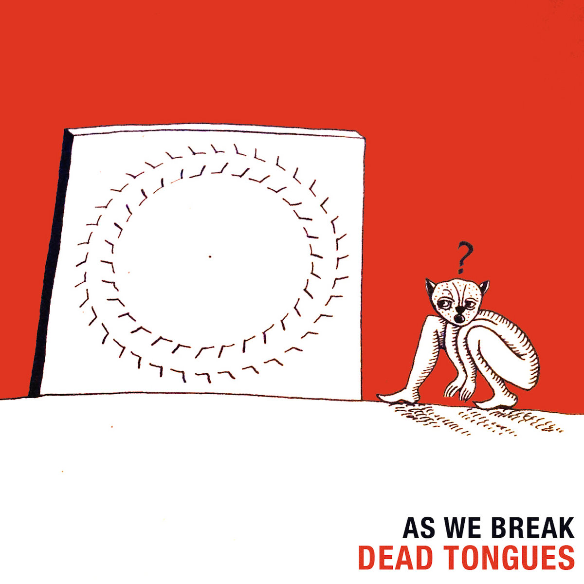 As We Break - Dead Tongues [EP] (2016)