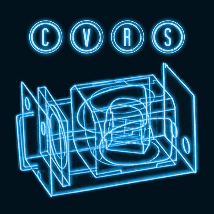 CVRS Digital EP cover art