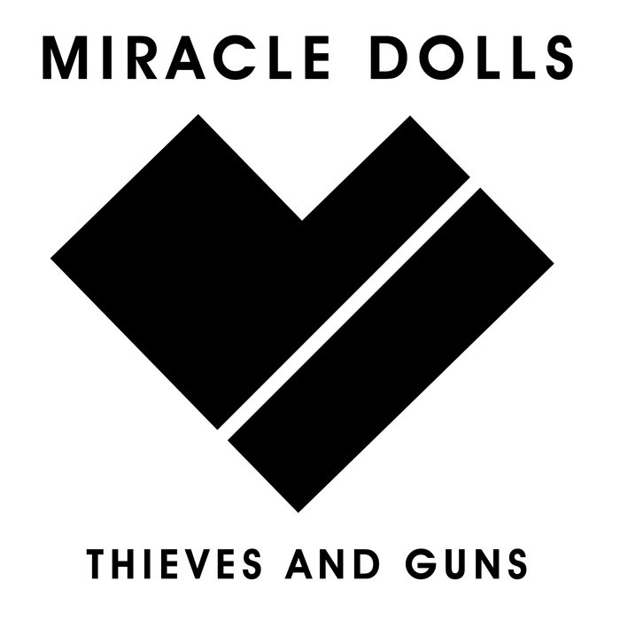 THIEVES AND GUNS cover art