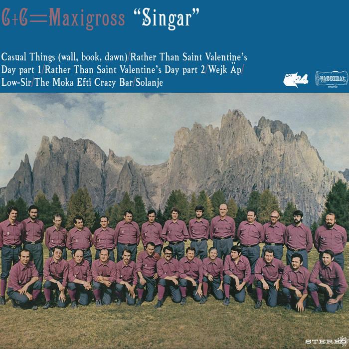 C+C=Maxigross -Singar cover art