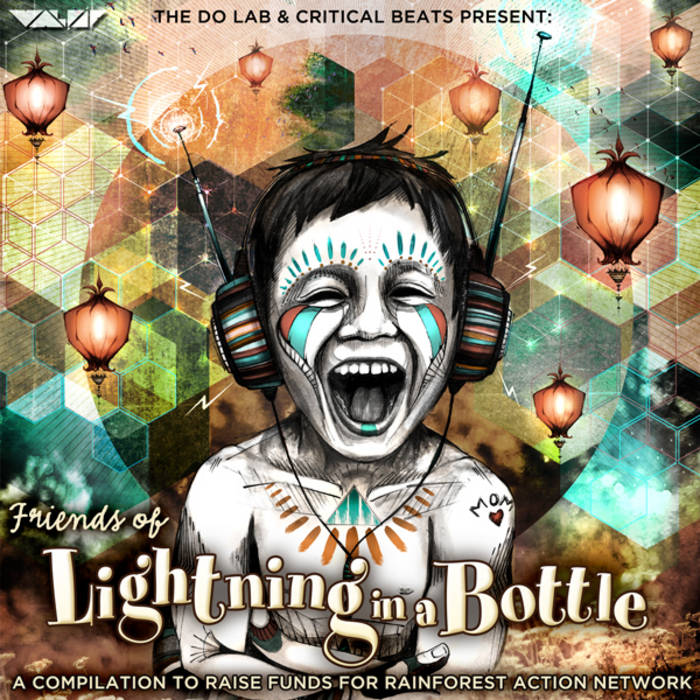 Friends of Lightning in a Bottle cover art