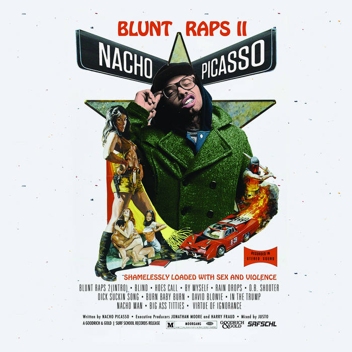 Blunt Raps 2 cover art