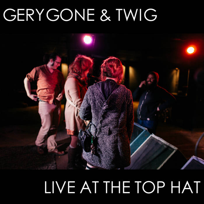 Live at the Top Hat cover art