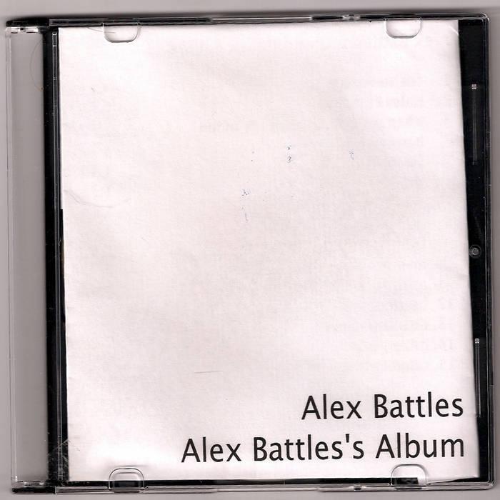 Alex Battles's Album cover art