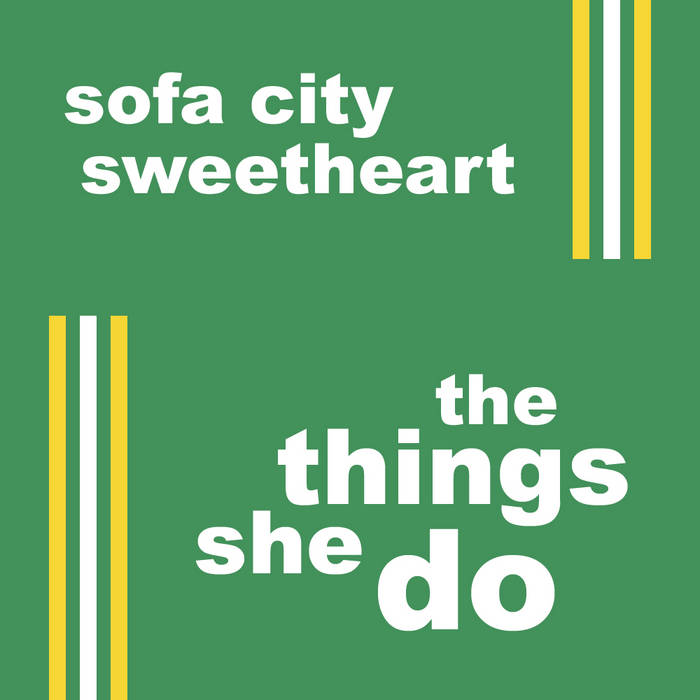 The Things She Do cover art