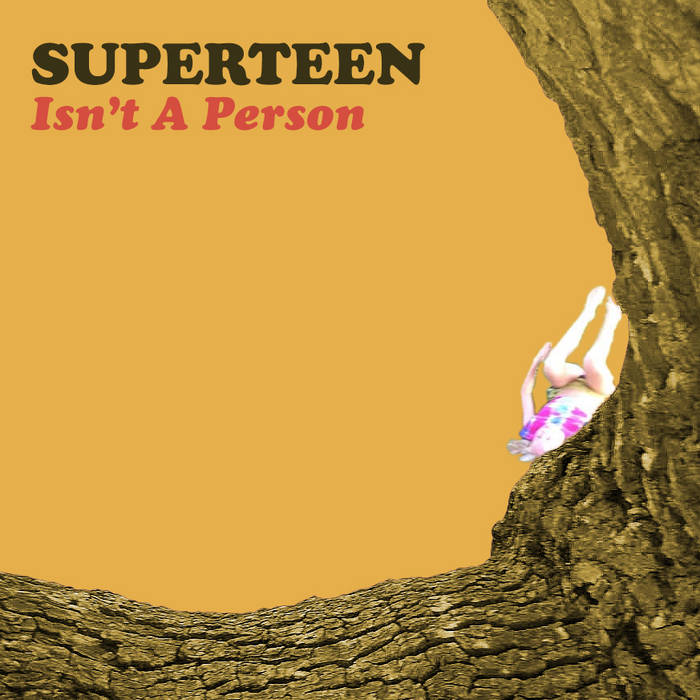 Isn't A Person cover art