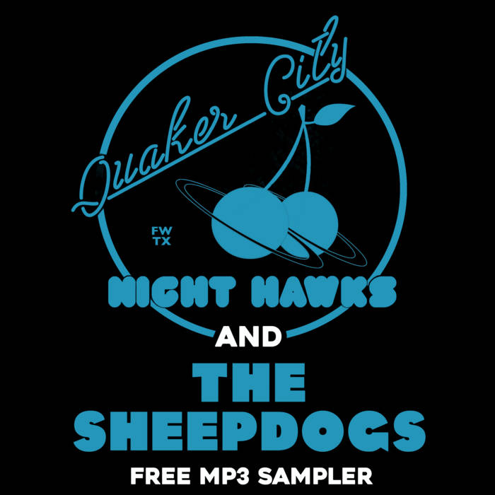 QCNH & The Sheepdogs Fall Tour Sampler cover art