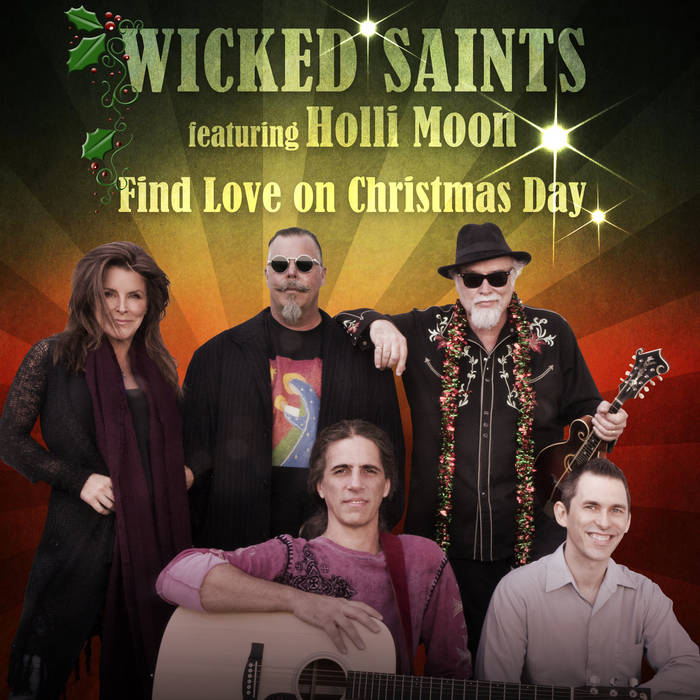 Find Love on Christmas Day cover art