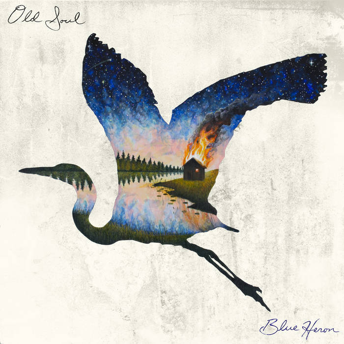 Blue Heron cover art