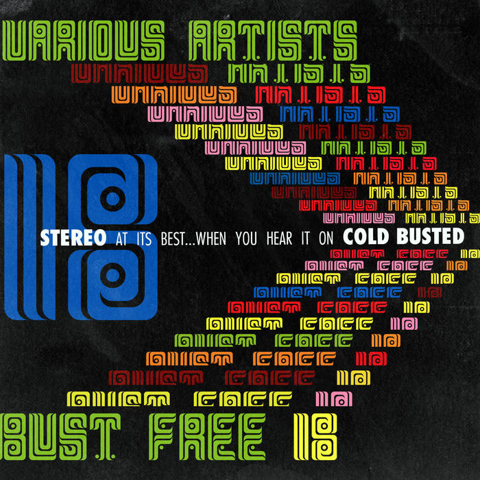 Bust Free 18 cover art