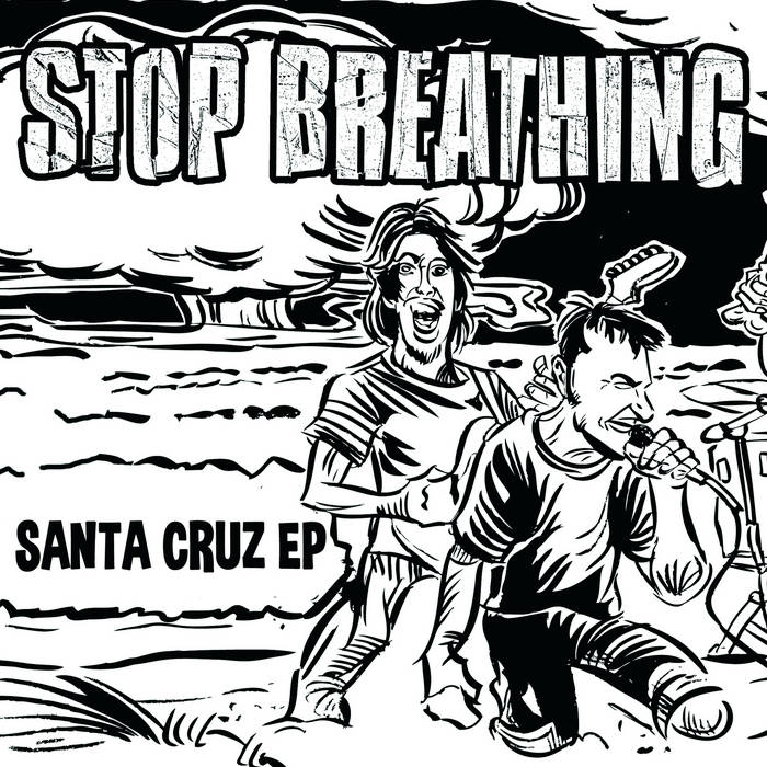 Santa Cruz Ep cover art