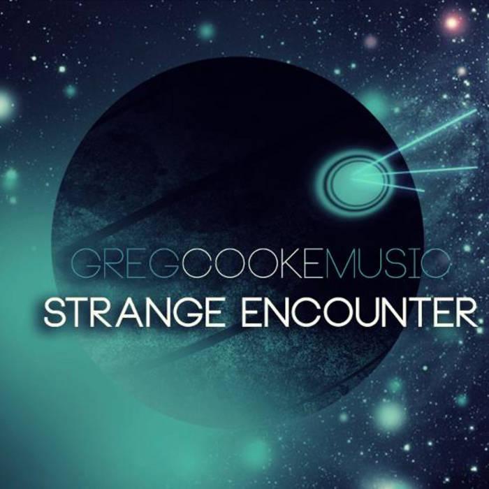 Strange Encounter EP cover art