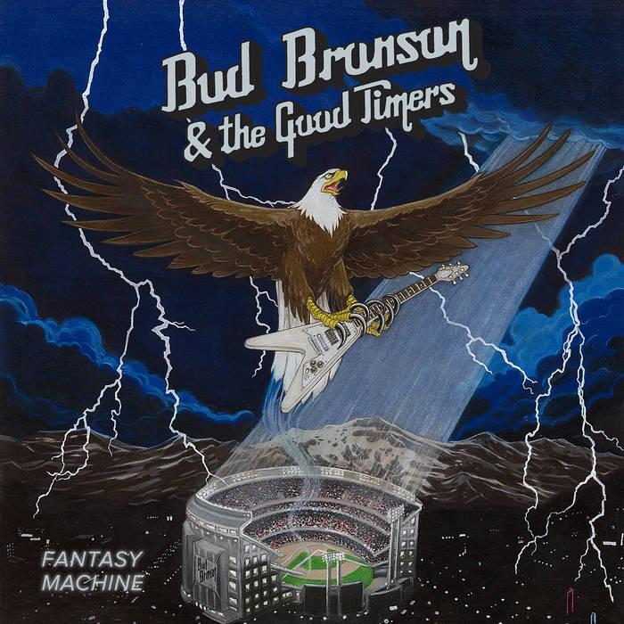 Fantasy Machine cover art