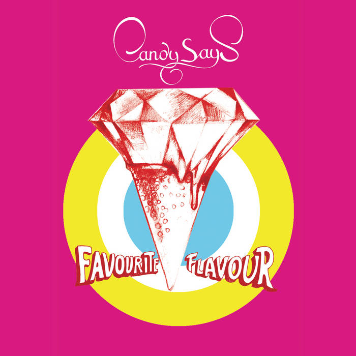 """Favourite Flavour"" cover art"