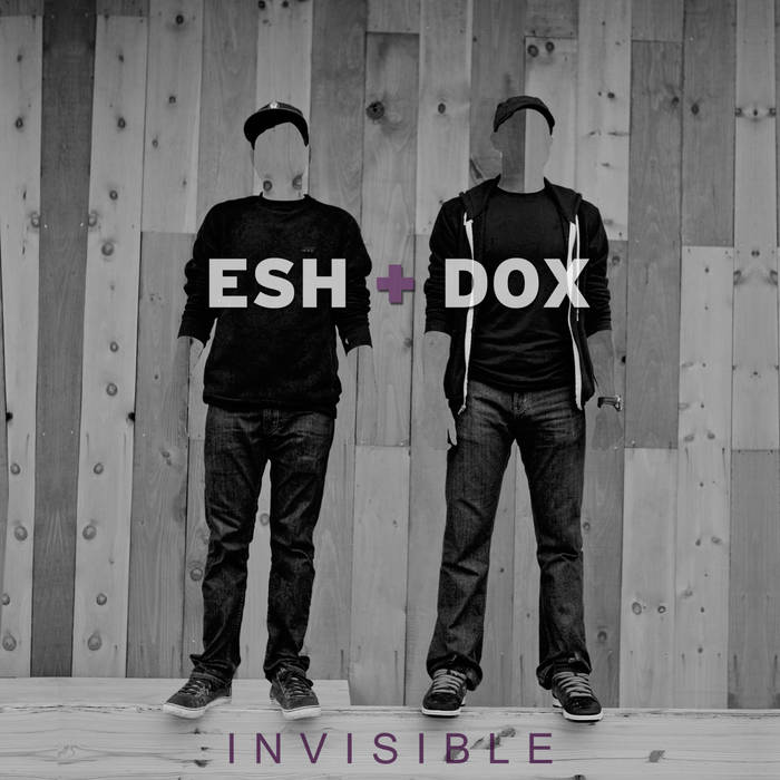 The Invisible EP cover art