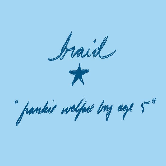 Frankie Welfare Boy Age Five cover art