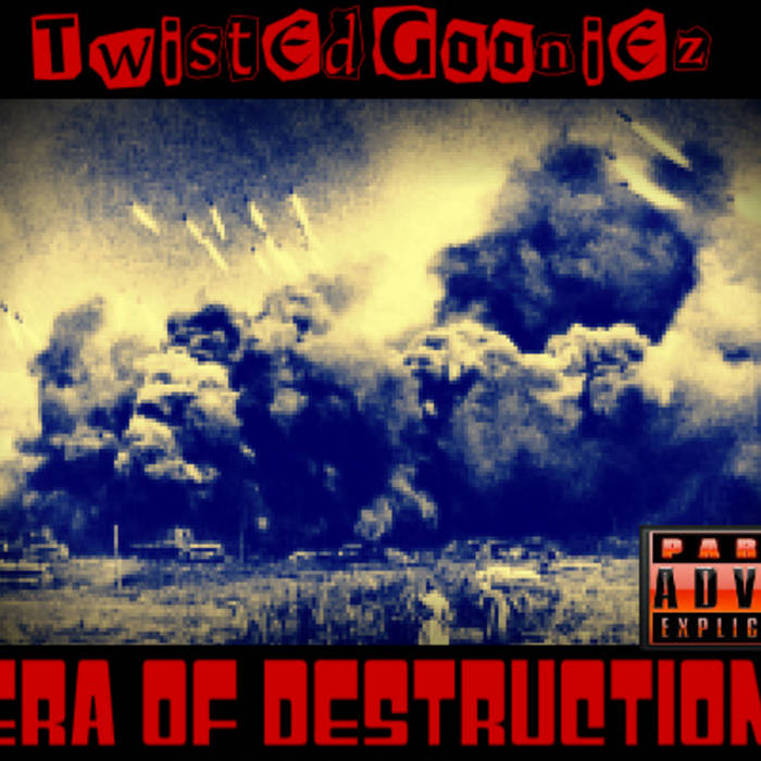 Era Of Destruction cover art
