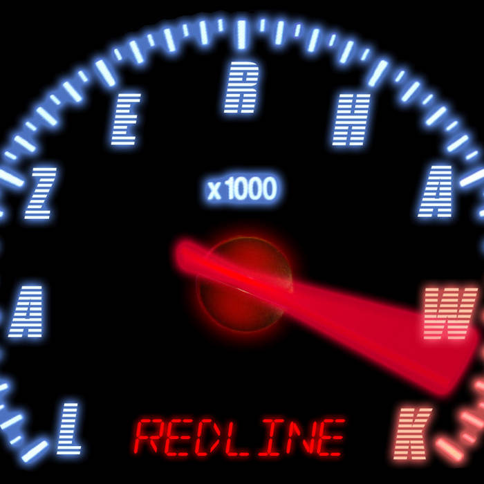 Redline cover art