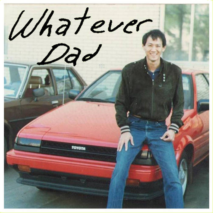 Whatever Dad cover art