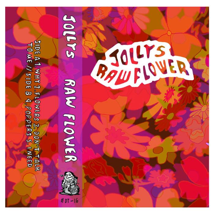 Raw Flower cover art