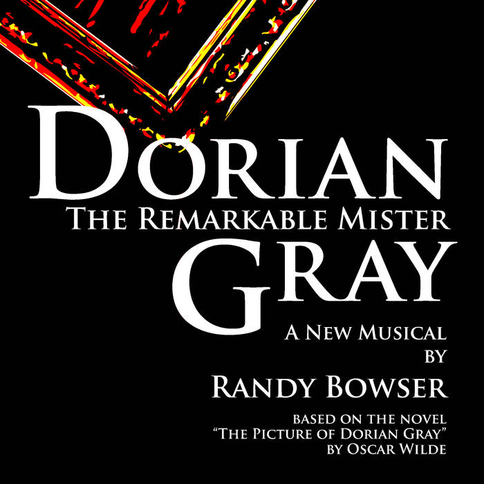 """""""Dorian-The Remarkable Mister Gray"""" cover art"""